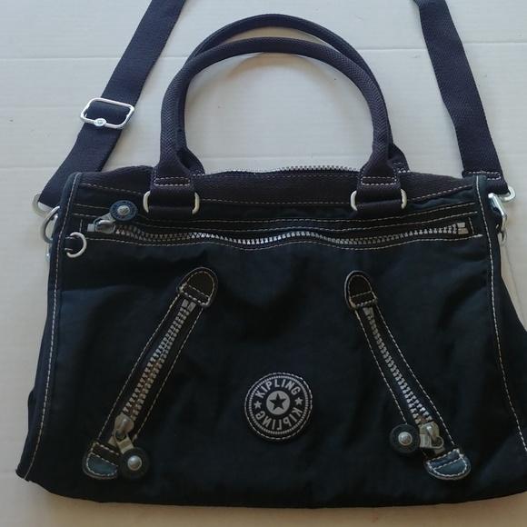 Kipling Handbags - Kipling black crossbody handbag